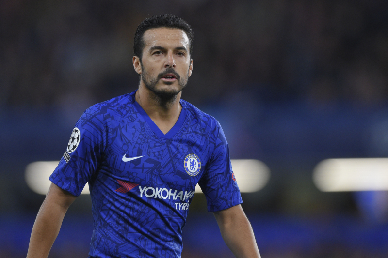 Pedro Says He Has Offers to Leave Chelsea When His Contract Expires