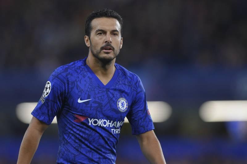 Pedro to replace Luis Suarez?