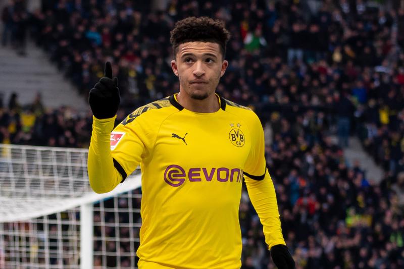 Michael Zorc Rules out 'Fundamental' Jadon Sancho Leaving Borussia Dortmund