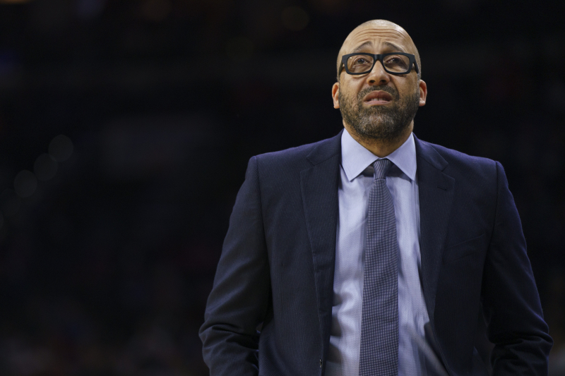 Rick Carlisle: 'I'm Happy' David Fizdale Got out of 'Terrible Mess' with Knicks