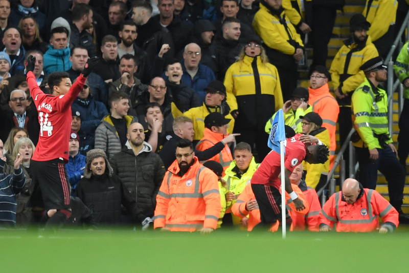 Manchester City Investigating Fans' Alleged Racist Abuse vs. Manchester United