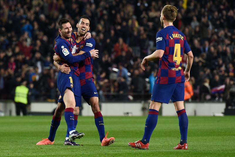 Lionel Messi's Hat-Trick Leads Barcelona to 5-2 Rout of Mallorca in La Liga