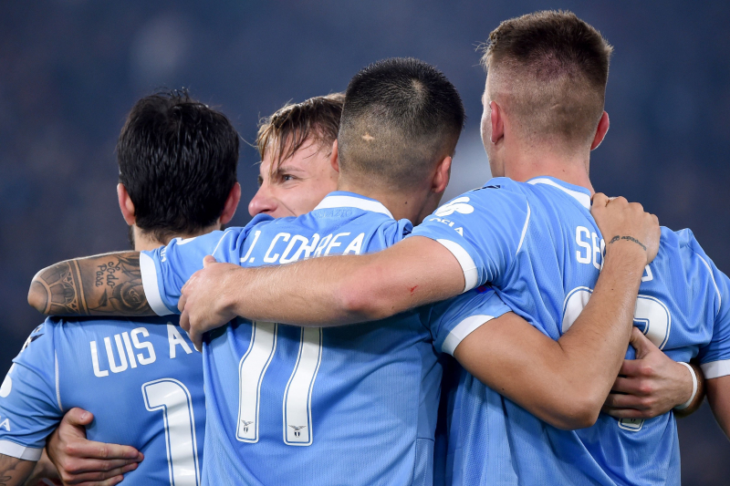 Cristiano Ronaldo Scores as 10-Man Juventus Fall to Lazio 3-1 in Serie A