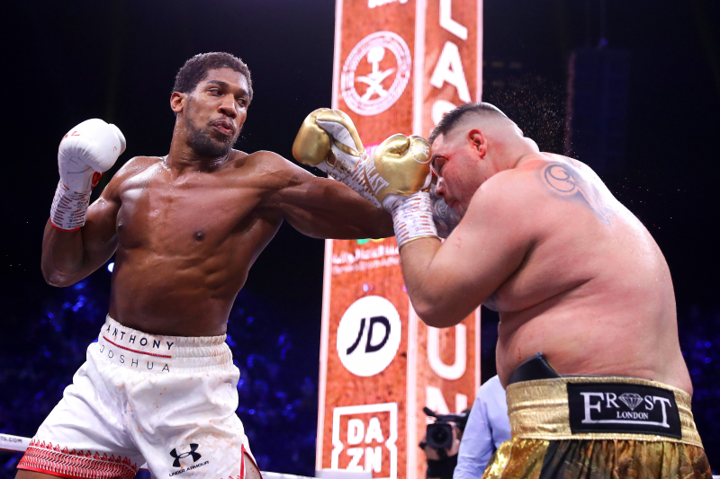 Anthony Joshua Defeats Andy Ruiz Jr. Via Decision in Heavyweight Title Rematch