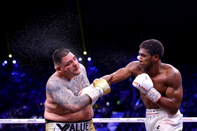 Andy Ruiz Says He Wants Trilogy Fight vs. Anthony Joshua After Losing Rematch