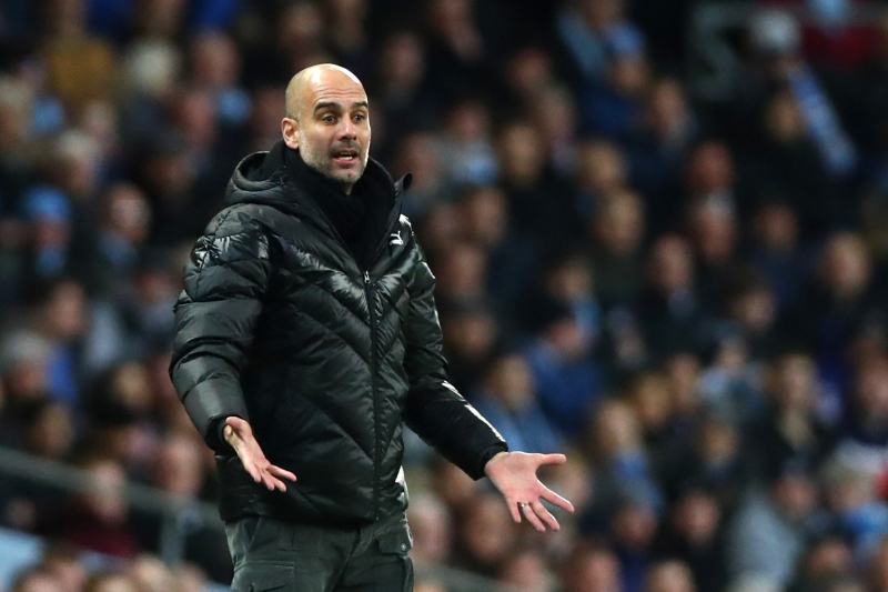 Pep Guardiola: Man City Have 'Many Things to Play For' After United Derby Defeat