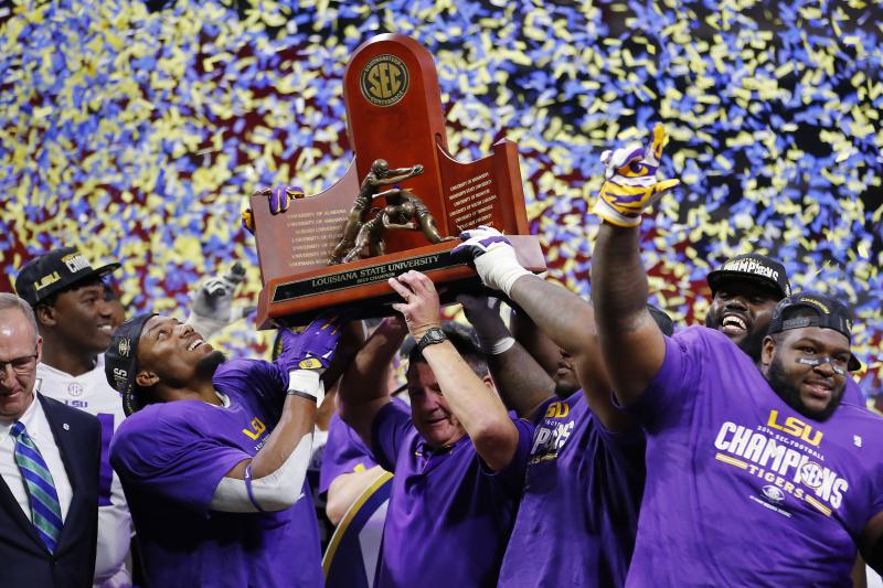 NCAA Football Rankings 2019: Predictions Based on Week 15 Results