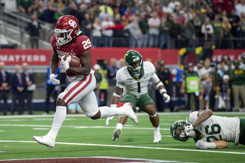 Oklahoma Sneaks In, and Ohio State Costs Itself No. 1 on Championship Saturday