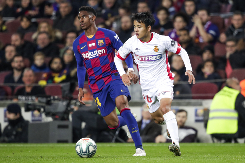 Takefusa Kubo Says He 'Deserves' Barcelona Boos After Joining Real Madrid