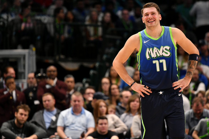 The Play That's Turned Luka Doncic into an MVP Candidate