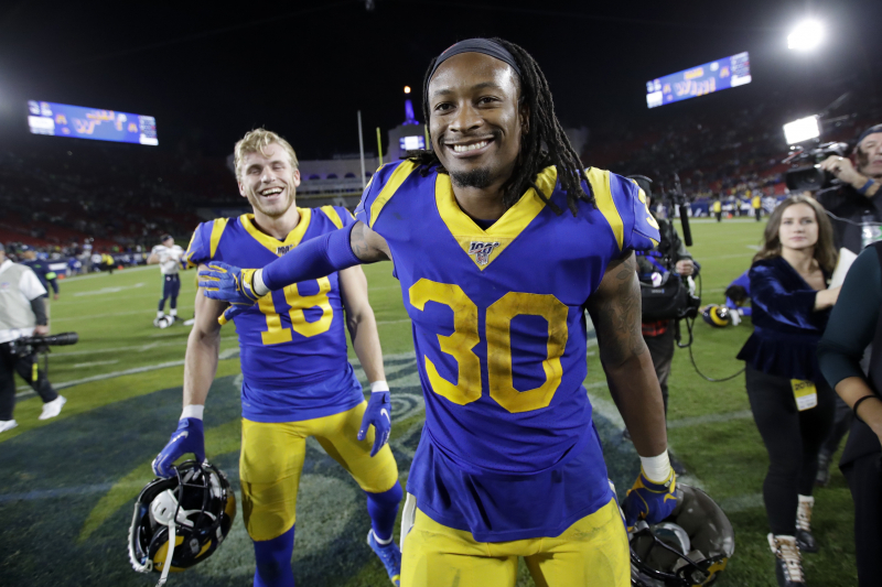 The Hollywood Rams Are Back and Coming for the NFC