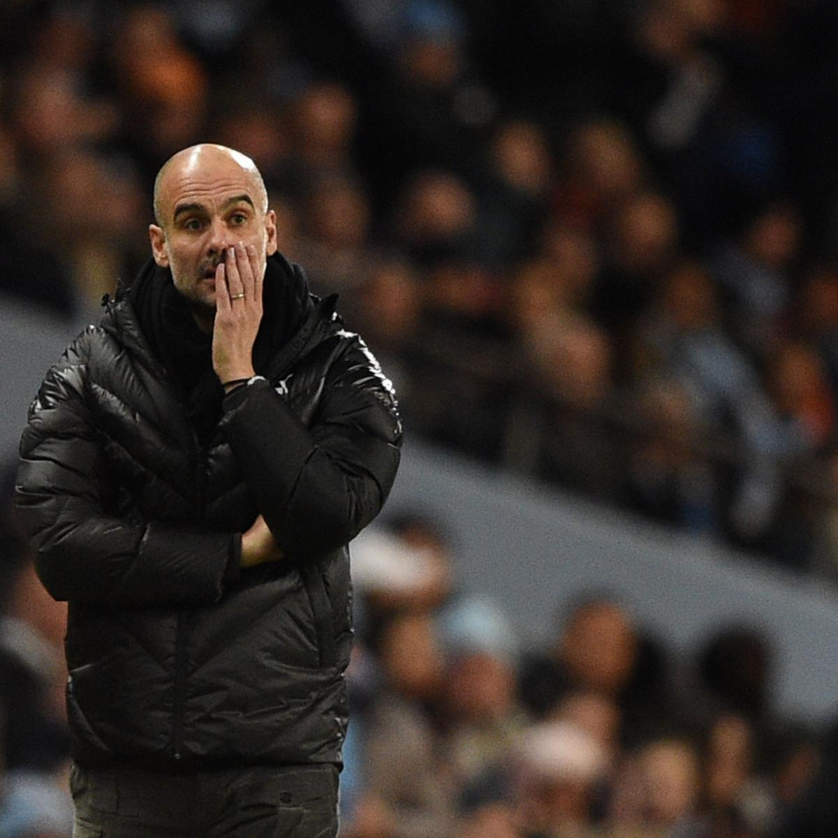 Pep Guardiola: Manchester City Won't Prioritise Champions League over EPL Title