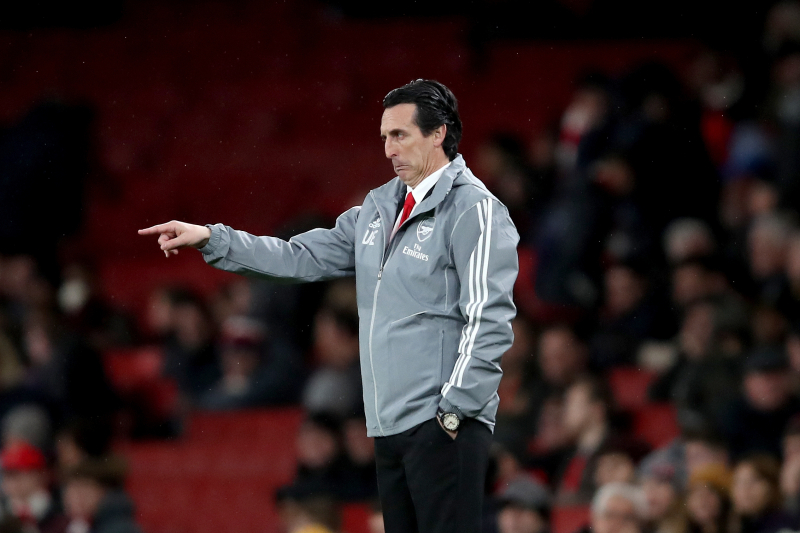 Report: Unai Emery Approached by Everton for Managerial Job After Arsenal Firing