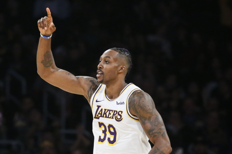 Lakers Rumors: Dwight Howard Asked for His Contract to Be Non-Guaranteed