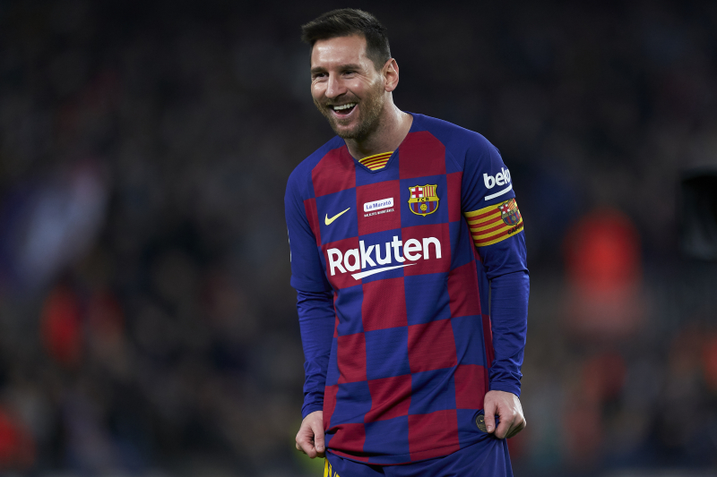 Lionel Messi Out of Squad for Barcelona vs. Inter Milan Champions League Match