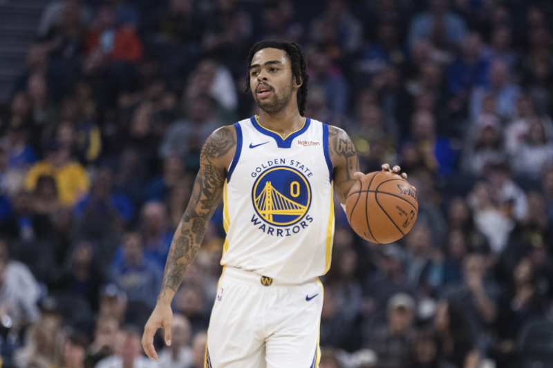NBA Rumors: Latest Trade Buzz on D'Angelo Russell, Kevin Love and Knicks