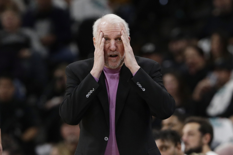 Report: Gregg Popovich 'Has Given No Indication' He Won't Return as Spurs HC