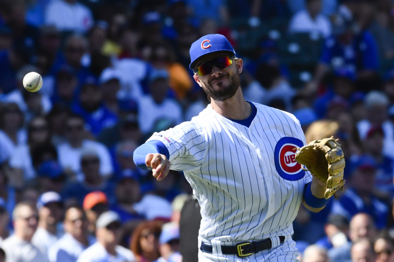 Kris Bryant Trade Rumors: Phillies, Cubs Held Talks; 'Nothing There' at Moment