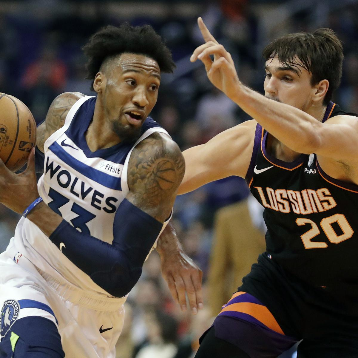 Rockets Trade Rumors: HOU Has 'Serious Interest' in T-Wolves' Robert Covington