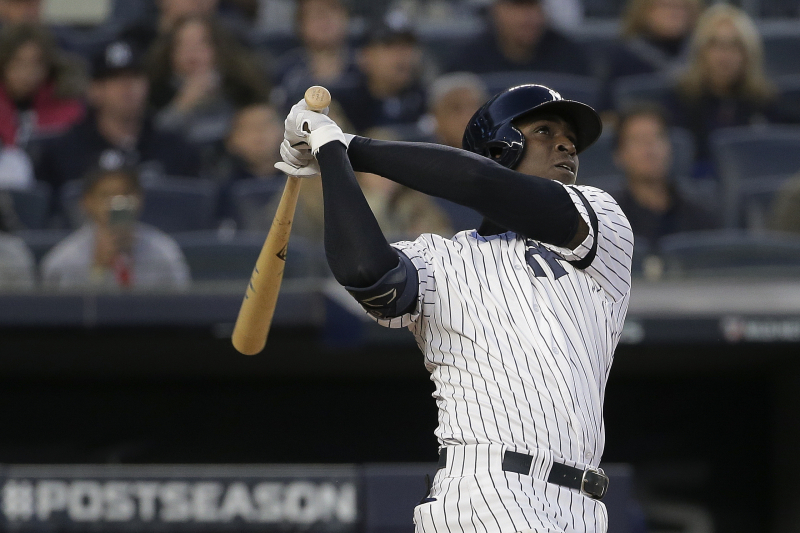 Didi Gregorius Gives Phillies Early Lead for Winners of the Offseason