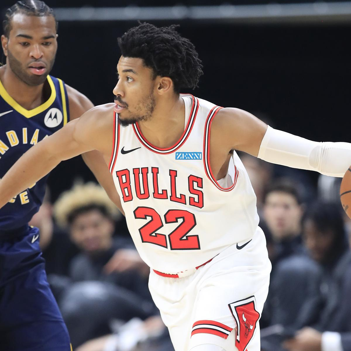 <p>Bulls' Otto Porter Jr.. </p>Ruled out Lakers After Suffering Back Injury thumbnail