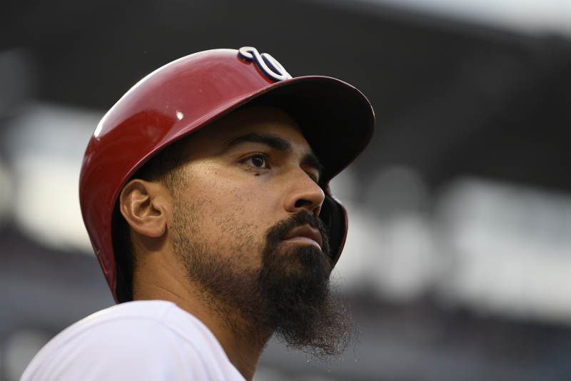 Anthony Rendon Rumors: Strasburg Trying to Convince Star to Sign with Nationals