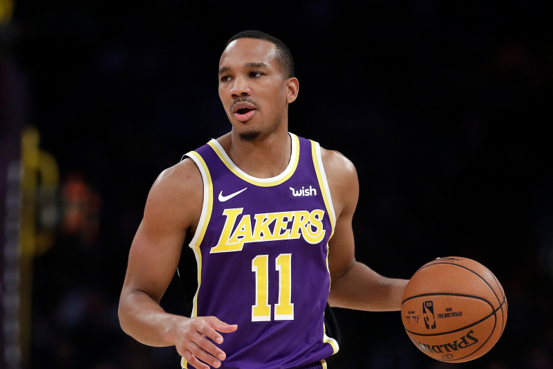 Lakers Rumors: Avery Bradley to Play vs. Magic After Recovering from Leg Injury