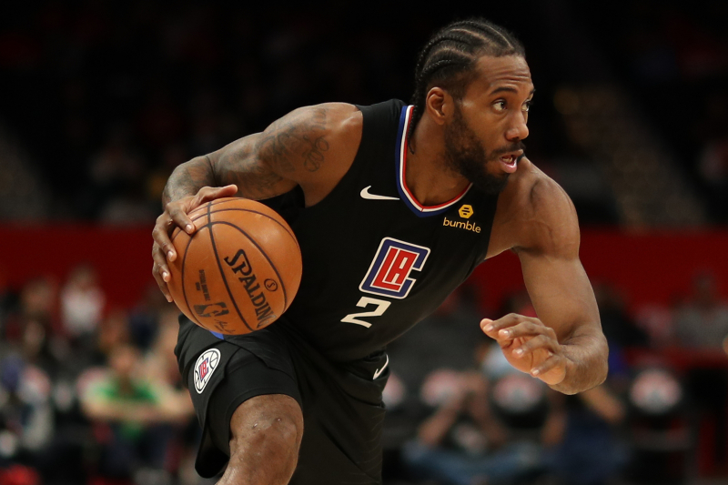 Kawhi Leonard Is On Track to Complete the Rarest of NBA Trifectas