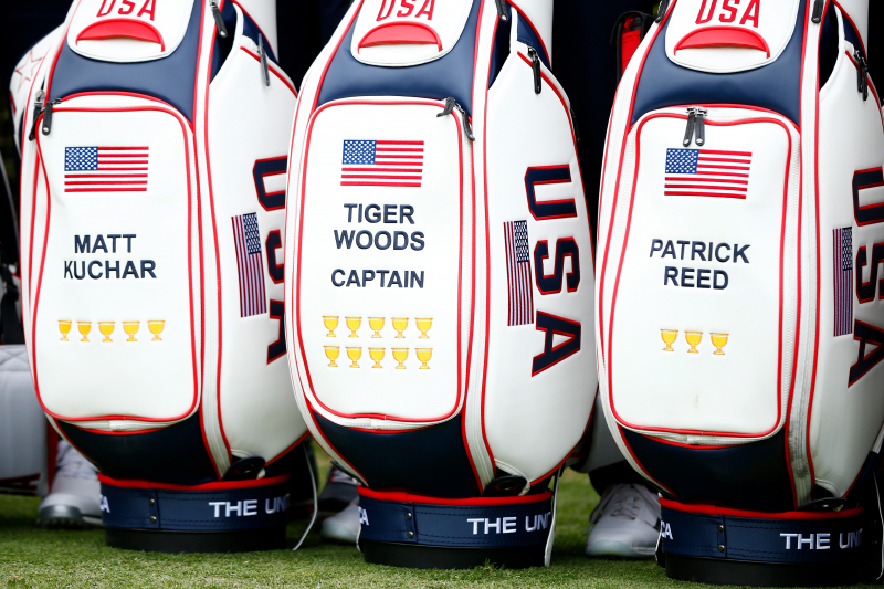 Presidents Cup 2019: Tee Times, Uniforms, Odds and Predictions for Top Pairings