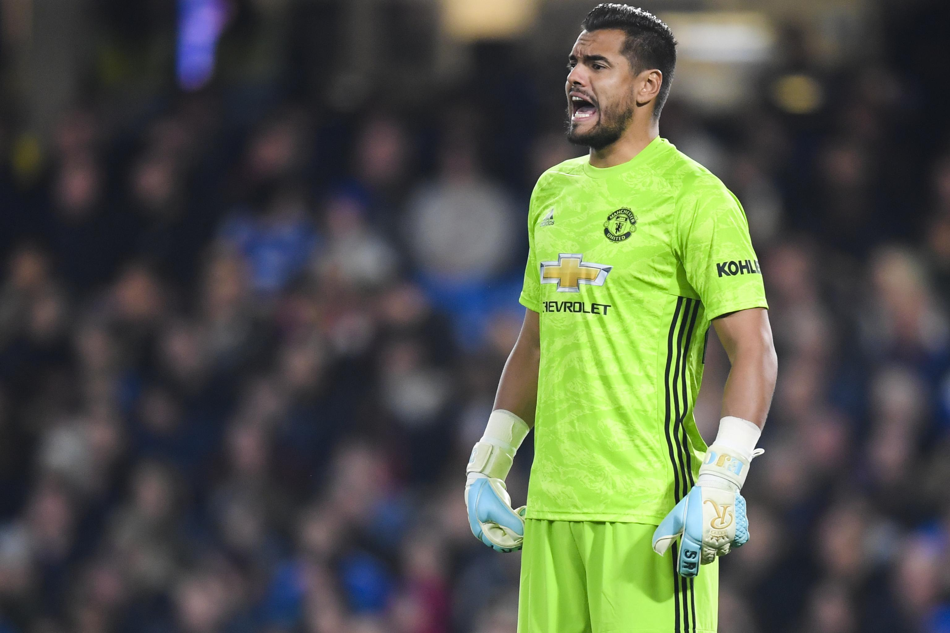 Sergio Romero Says It S Not Easy Being No 2 Goalkeeper At Manchester United Bleacher Report Latest News Videos And Highlights