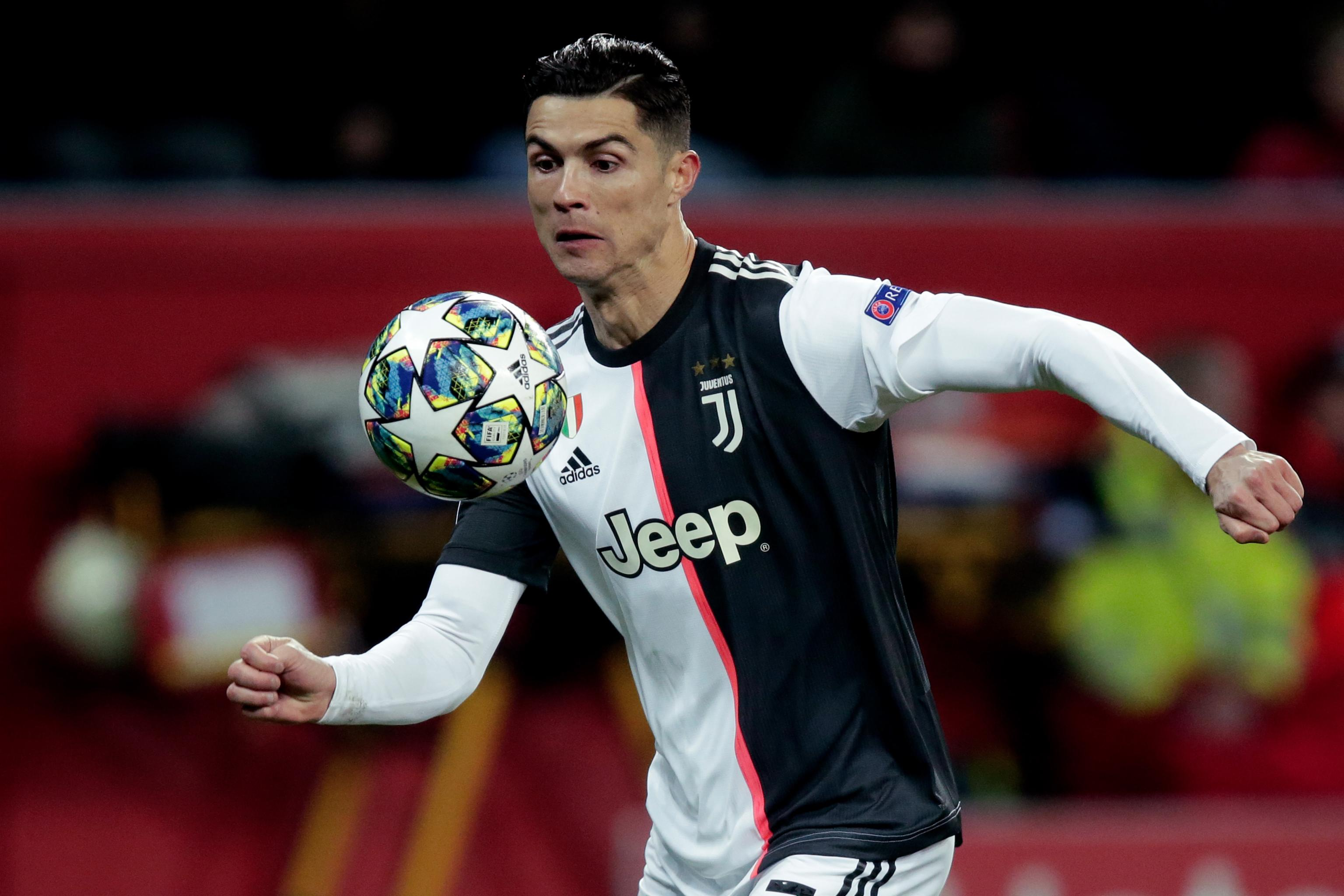 Cristiano Ronaldo Juventus Eliminate Bayer From Champions League With 2 0 Win Bleacher Report Latest News Videos And Highlights