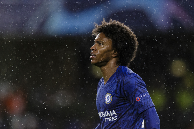 Willian Says 'My Wish Is to Stay at Chelsea' amid Barcelona Transfer Rumours