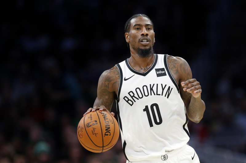 Nets News: Iman Shumpert Waived by Brooklyn Amid Kyrie Irving's Injury