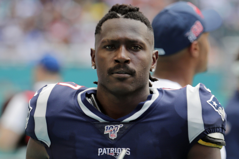 Antonio Brown's Future Is in Limbo, but Interest from NFL Teams in Him Is Not