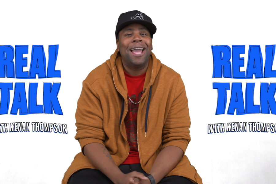 Real Talk: Kenan Thompson Does a Bad Lip Reading of Viral LeBron James Moments