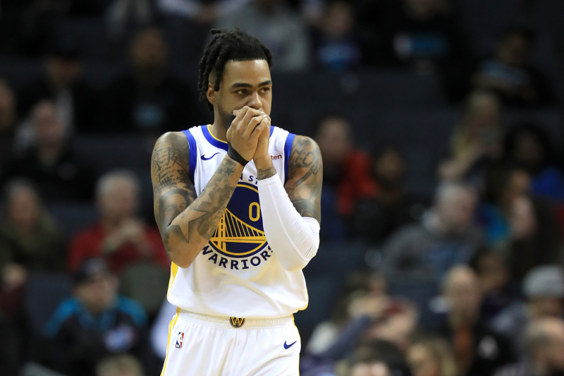 Lakers Rumors: D'Angelo Russell Had $100 Million Offer Before Warriors Trade