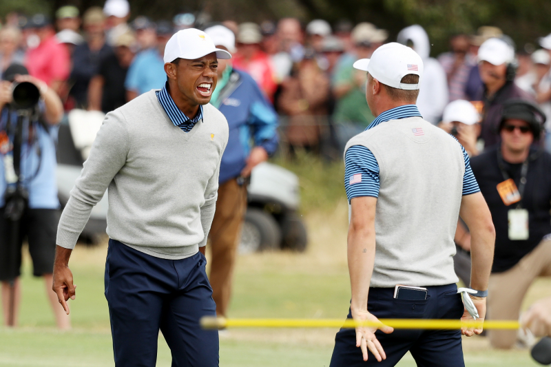 Presidents Cup 2019 Leaderboard: Results and Best Highlights from Day 2
