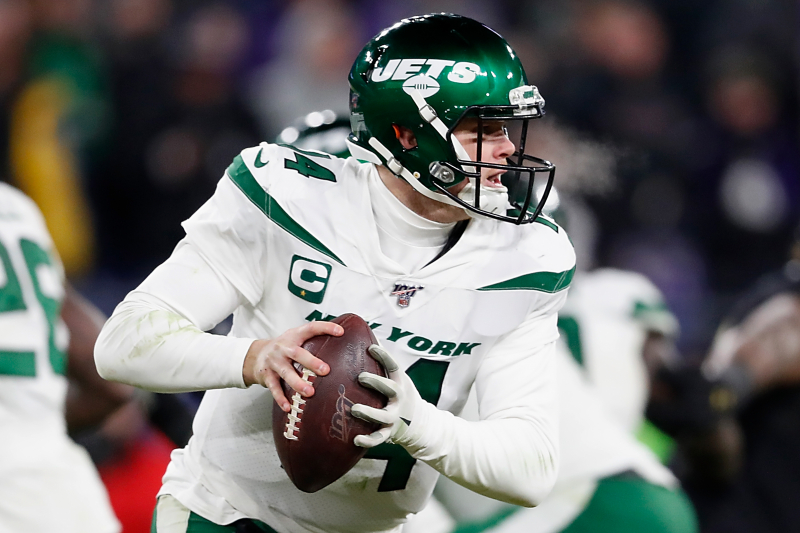 Adam Gase Praises Sam Darnold After Jets' Loss: Going to Be a Really Good Player