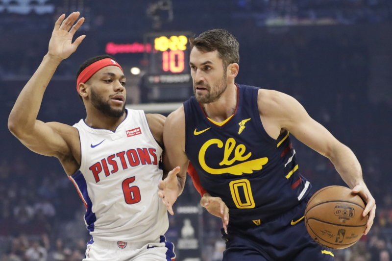 NBA Rumors: Latest on Kevin Love, Andre Iguodala Trade Buzz and More