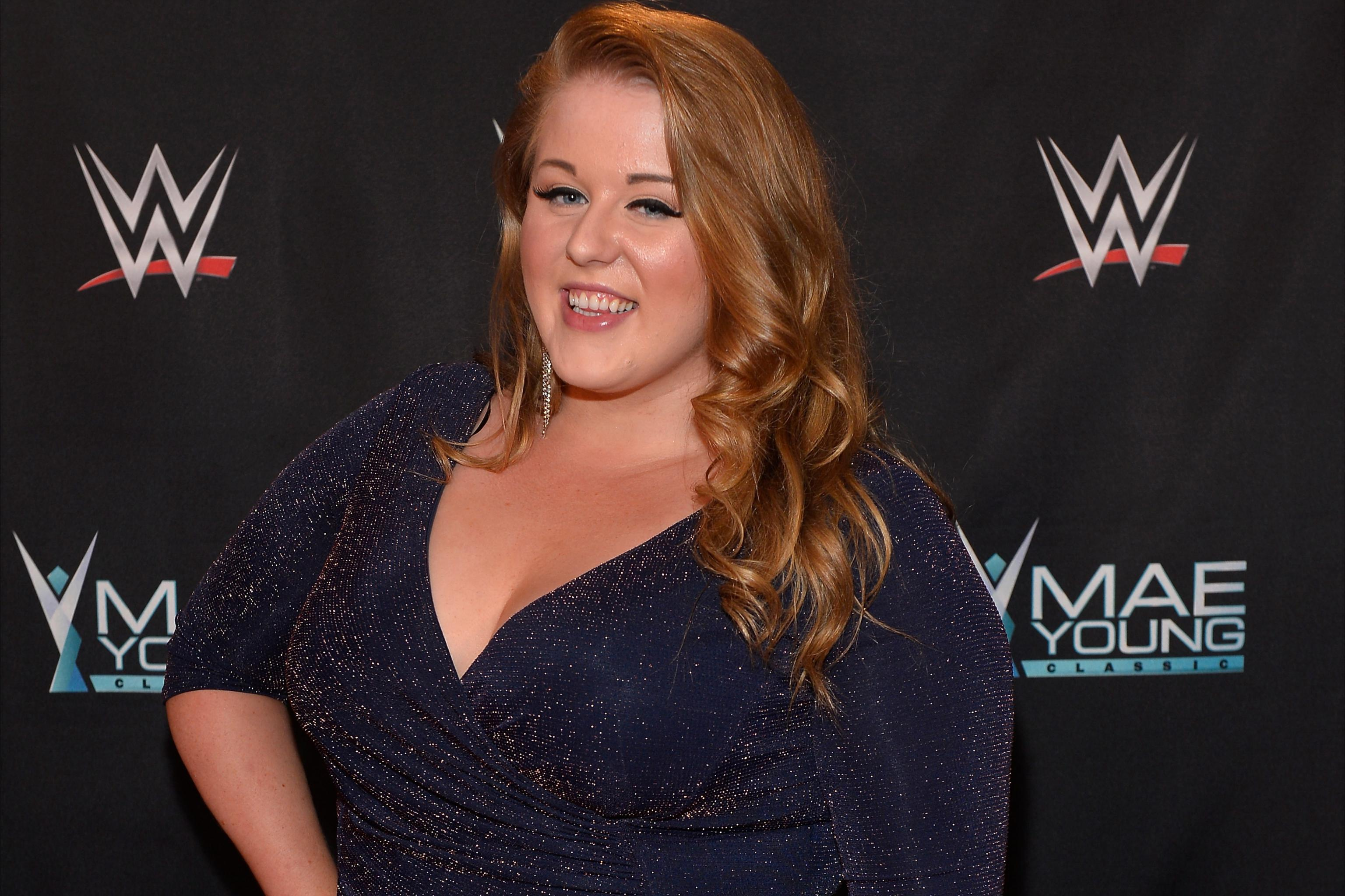 WWE NXT UK Star Piper Niven Reveals Bell's Palsy Diagnosis on Twitter   Bleacher Report   Latest News, Videos and Highlights
