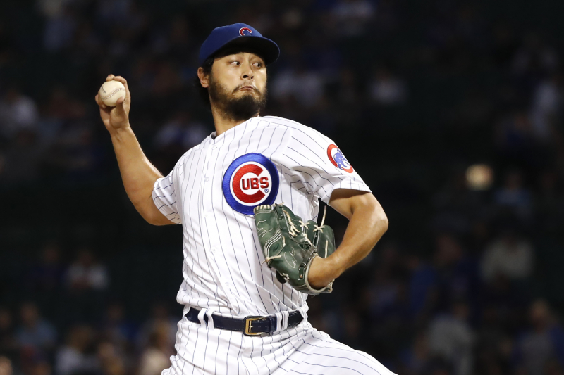 Cubs Trade Rumors: Yu Darvish Won't Waive No-Trade Clause Amid Interest