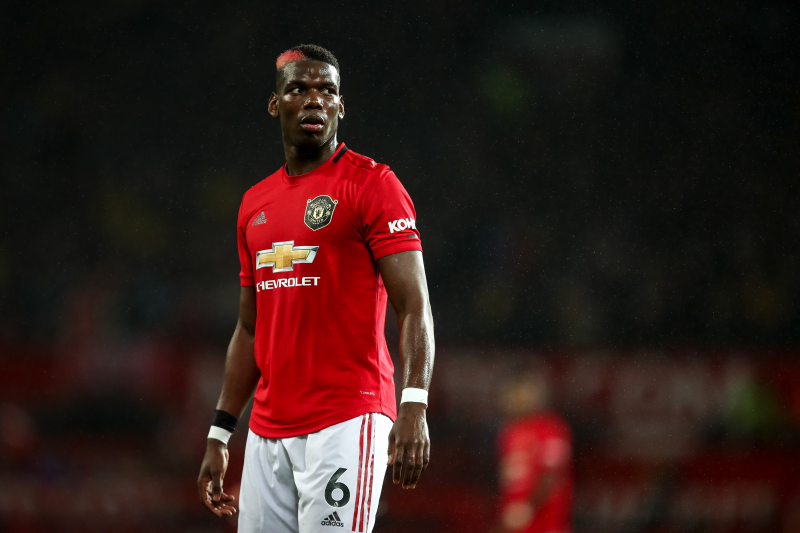 Paul Pogba Praises Manchester United Academy Ahead of Landmark Everton Clash