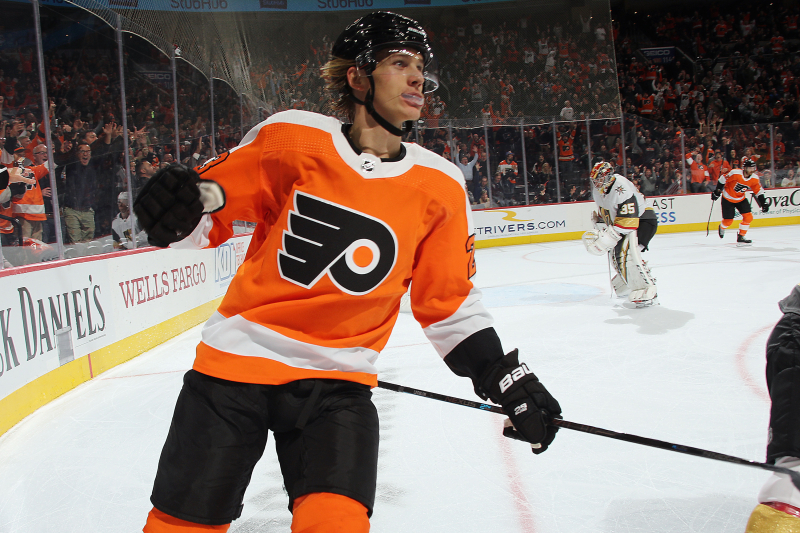 Flyers' Oskar Lindblom Diagnosed with Ewing's Sarcoma, Out for Season