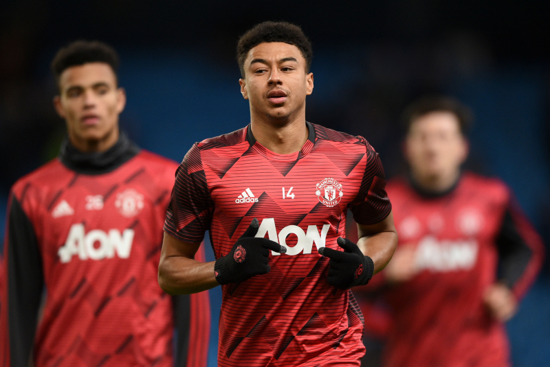 Jesse Lingard Reveals Mother's Illness Has Affected His Manchester United Form