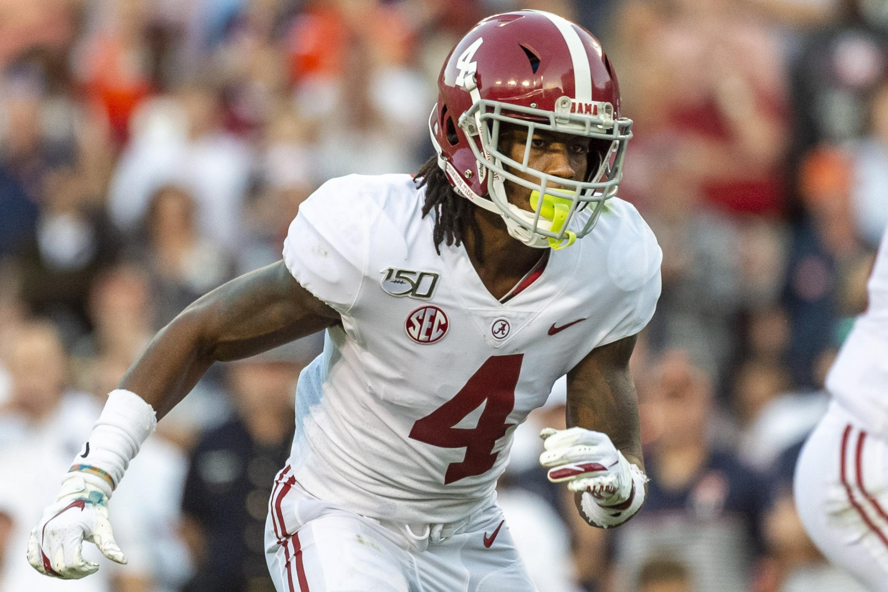 Alabama WR Jerry Jeudy Announces He Will Play in Citrus Bowl vs ...