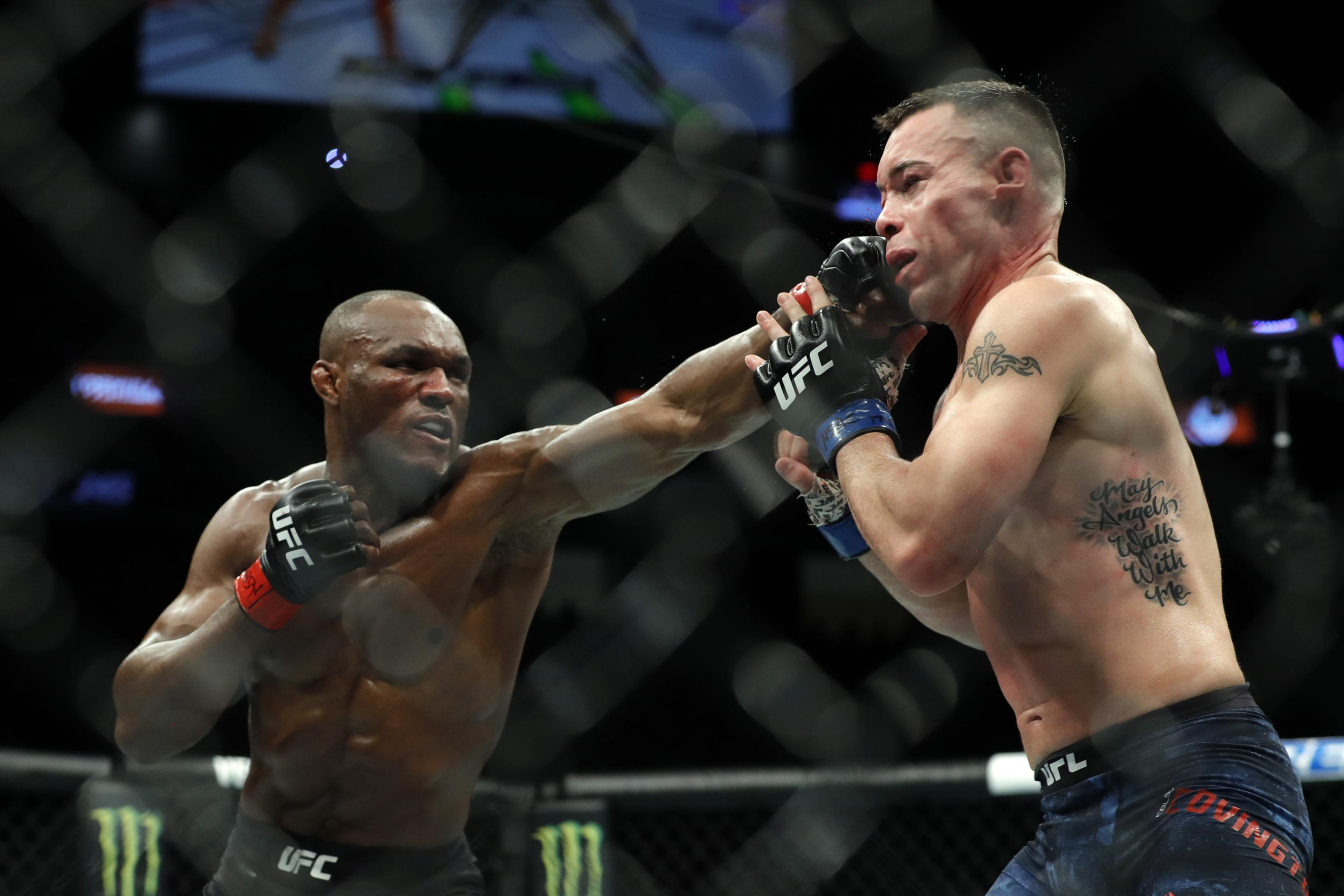 Kamaru Usman Silences Colby Covington And Becomes Welterweight King At Ufc 245 Bleacher Report Latest News Videos And Highlights