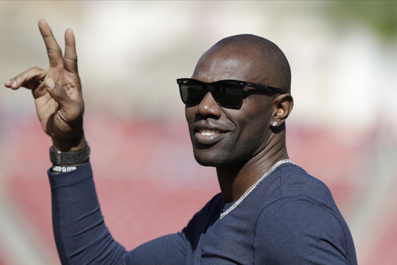 Video: Terrell Owens Says Cowboys' Turmoil Starts with Owner Jerry Jones