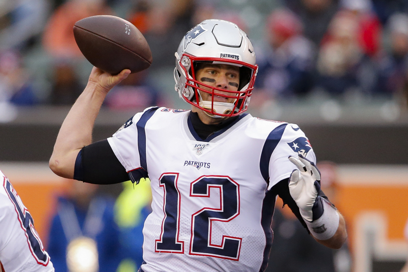 Tom Brady, Patriots Clinch 2019 NFL Playoff Berth with Win vs. Bengals