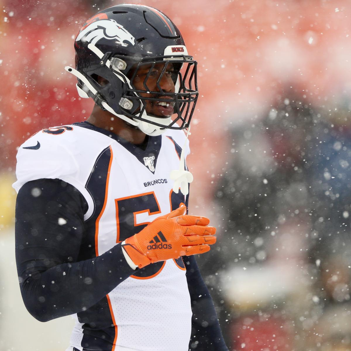 Von Miller on Broncos' Blowout Loss vs. Chiefs: 'It Just Defeats My Soul' | Bleacher Report | Latest News, Videos and Highlights