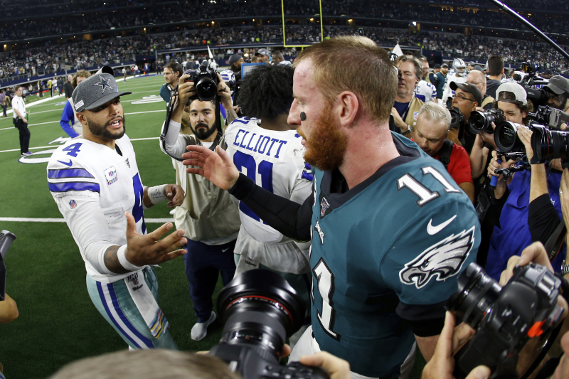 Eagles, Cowboys Refuse to Die and Could Upend the NFC Playoffs